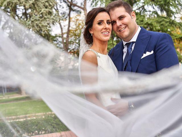 La boda de Laura y Manuel en Madrid, Madrid 28