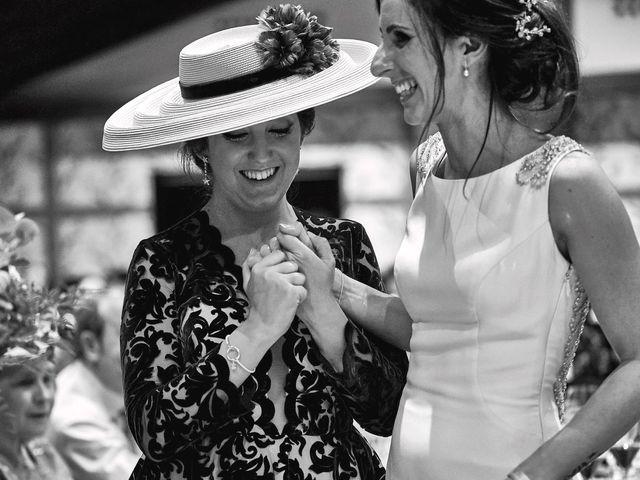 La boda de Laura y Manuel en Madrid, Madrid 40