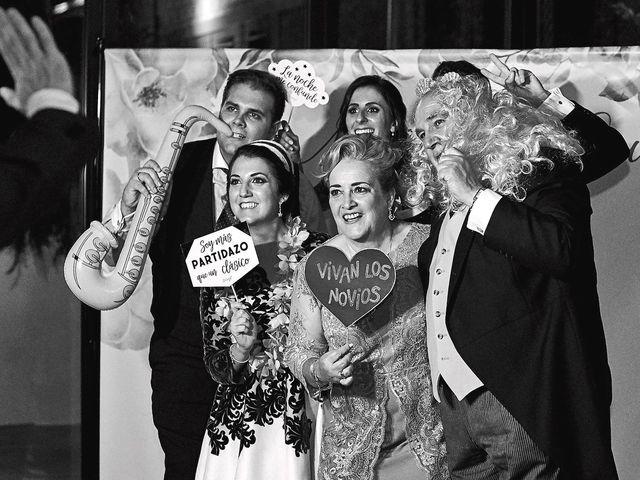 La boda de Laura y Manuel en Madrid, Madrid 48