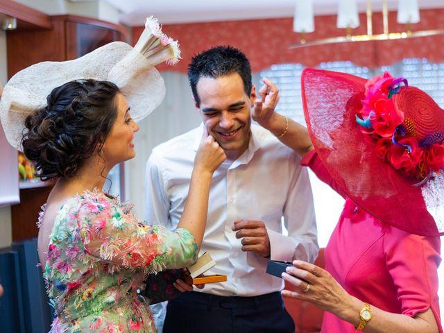 La boda de Luis y Estela en Huermeces, Burgos 4