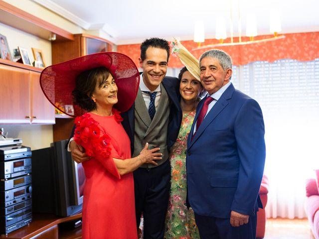 La boda de Luis y Estela en Huermeces, Burgos 5