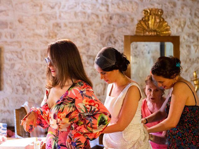 La boda de Luis y Estela en Huermeces, Burgos 8