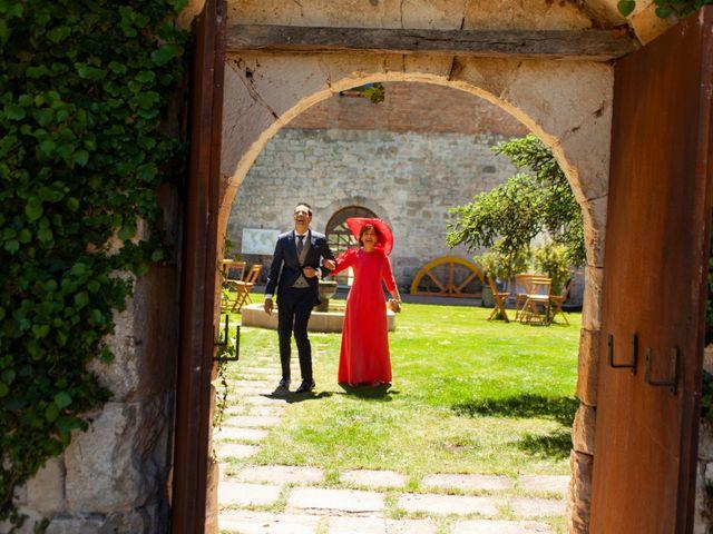 La boda de Luis y Estela en Huermeces, Burgos 11