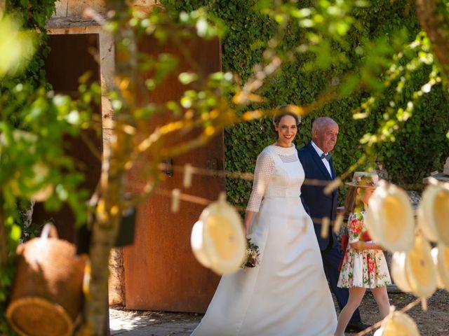 La boda de Luis y Estela en Huermeces, Burgos 13