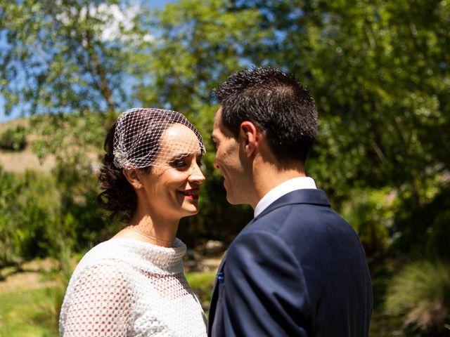 La boda de Luis y Estela en Huermeces, Burgos 14