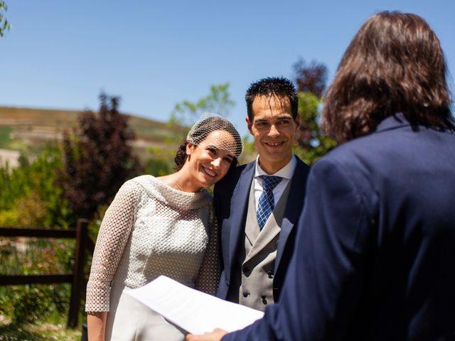 La boda de Luis y Estela en Huermeces, Burgos 18
