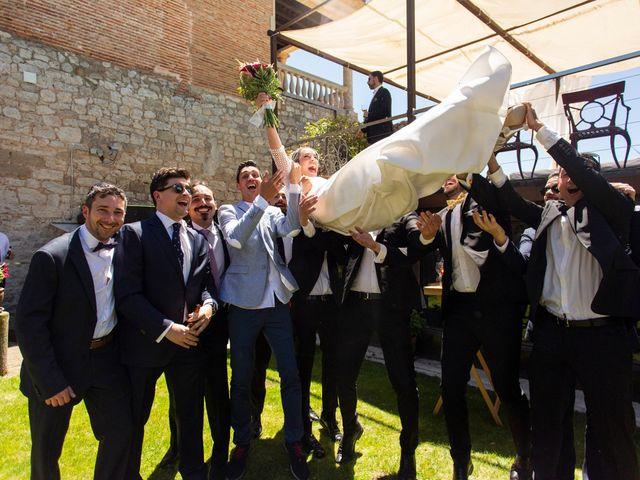 La boda de Luis y Estela en Huermeces, Burgos 23