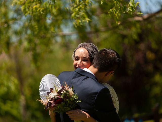 La boda de Luis y Estela en Huermeces, Burgos 24