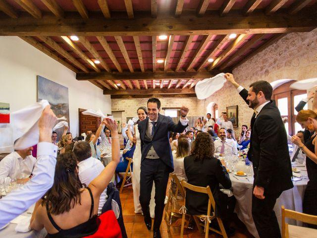 La boda de Luis y Estela en Huermeces, Burgos 29