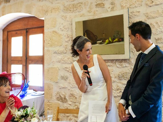 La boda de Luis y Estela en Huermeces, Burgos 30