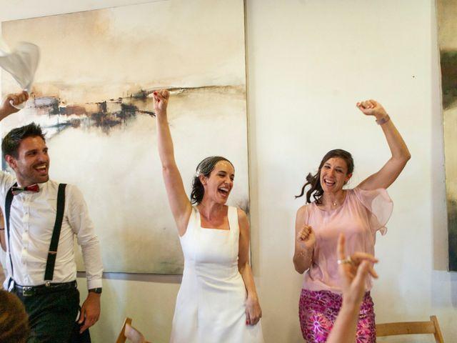 La boda de Luis y Estela en Huermeces, Burgos 32
