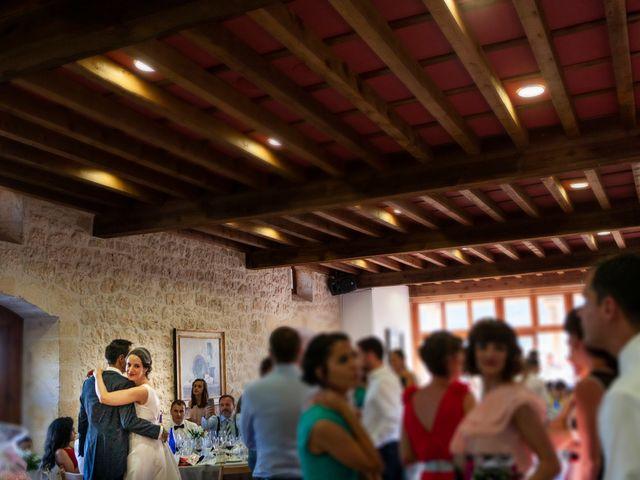 La boda de Luis y Estela en Huermeces, Burgos 33