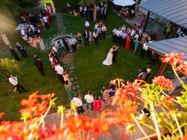 La boda de Luis y Estela en Huermeces, Burgos 35
