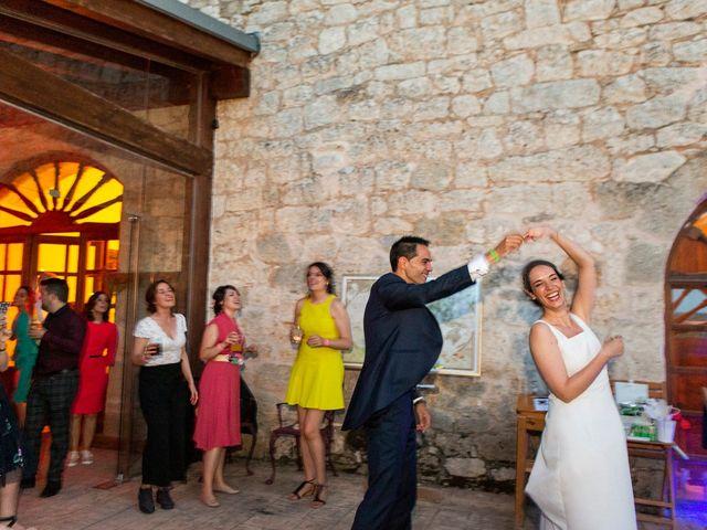 La boda de Luis y Estela en Huermeces, Burgos 36