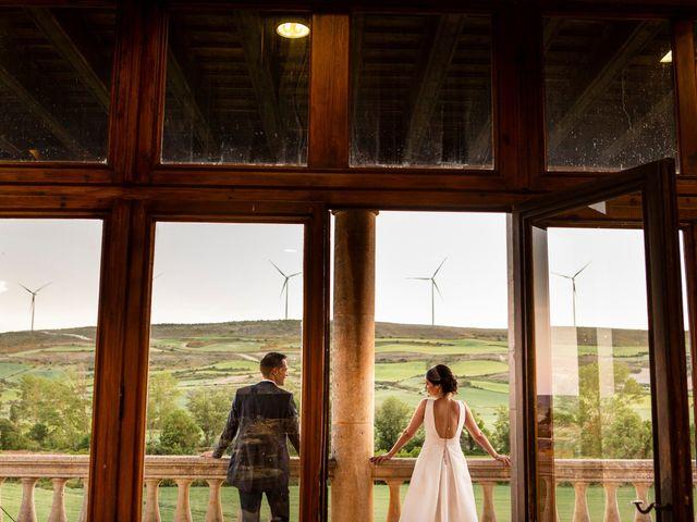 La boda de Luis y Estela en Huermeces, Burgos 39
