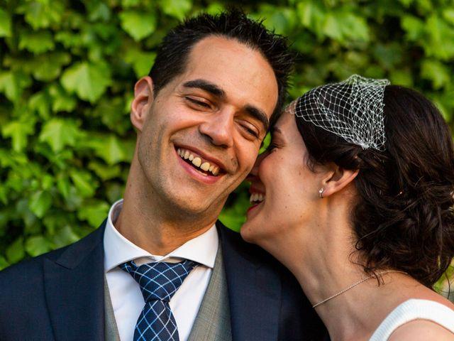 La boda de Luis y Estela en Huermeces, Burgos 43