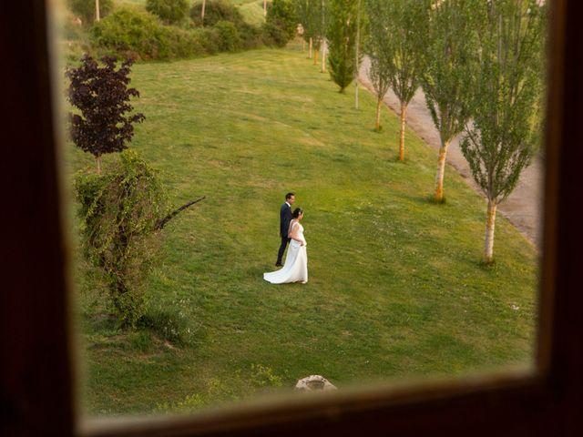 La boda de Luis y Estela en Huermeces, Burgos 44