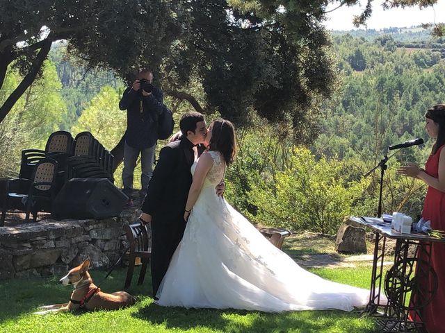 La boda de Sara y Ramon