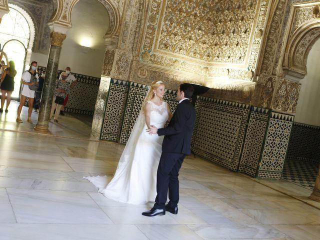La boda de Félix y Rosa Mari