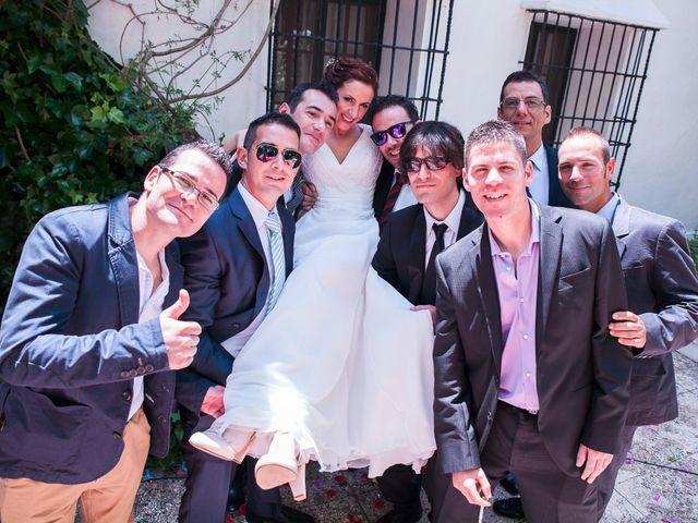 La boda de José y Irene en Montilla, Córdoba 15