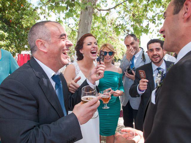 La boda de José y Irene en Montilla, Córdoba 22
