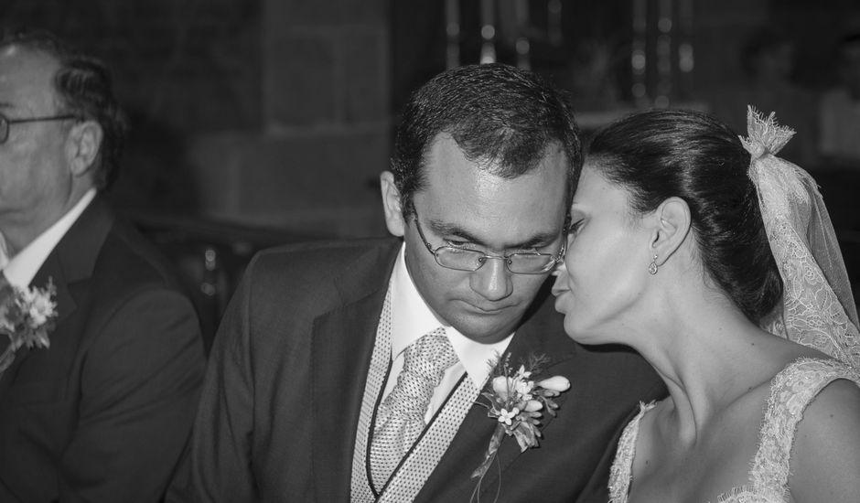 La boda de Antonio y Amparo en San Cristóbal de La Laguna, Santa Cruz de Tenerife