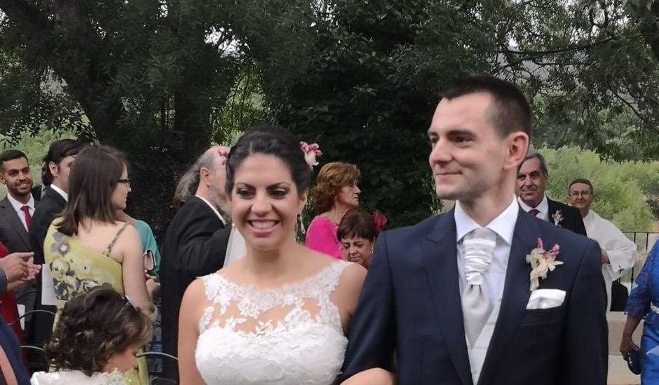 La boda de Pablo y Silvia en Guadarrama, Madrid