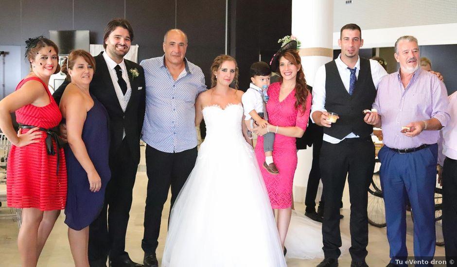 La boda de Ruben y Ángela en Salobreña, Granada