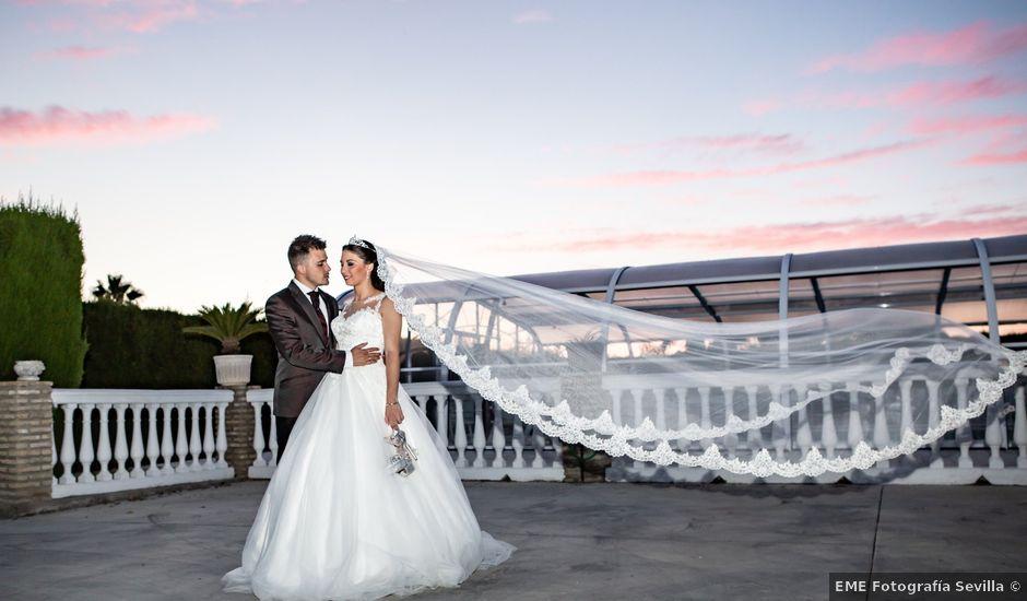 La boda de Jesus y Jenifer en Guillen, Lugo