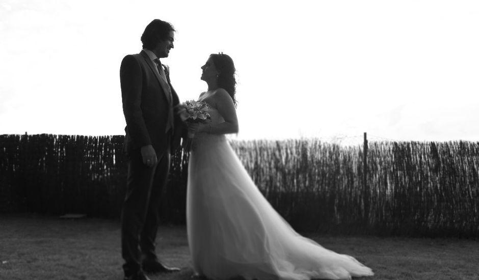 La boda de Alex y Raquel en Villalbilla, Madrid