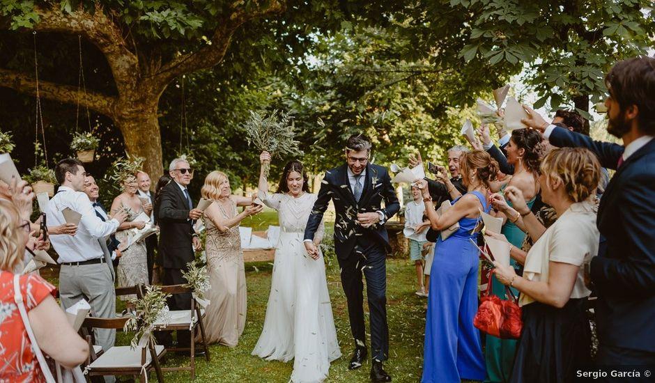La boda de Josh y Carmina en Arbucies, Girona