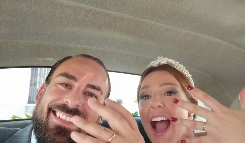 La boda de Antonio Jesús  y  Noelia  en Marchena, Granada