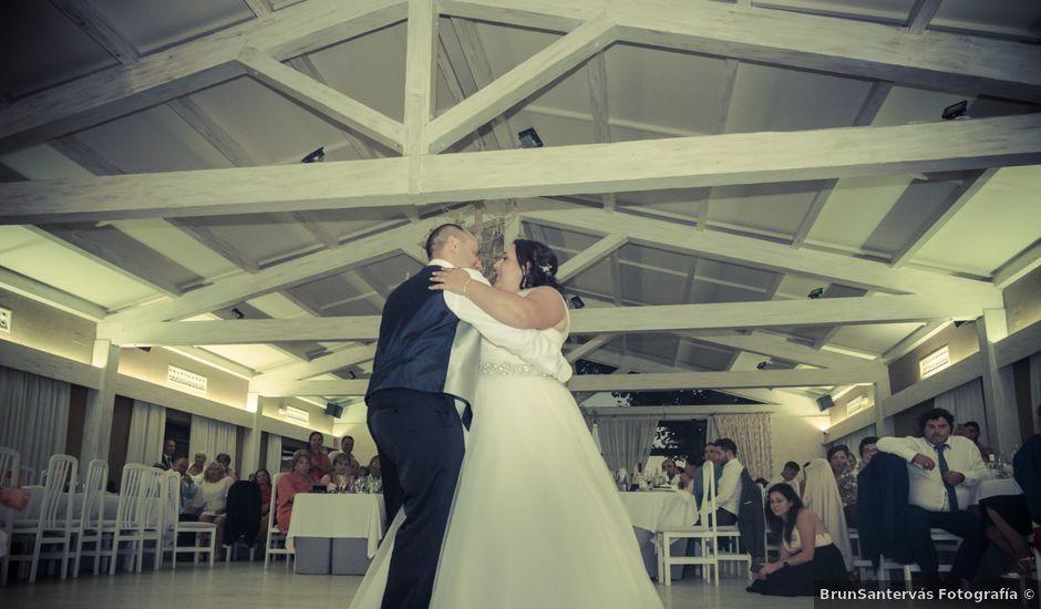 La boda de Victor y Ana en Abegondo, A Coruña