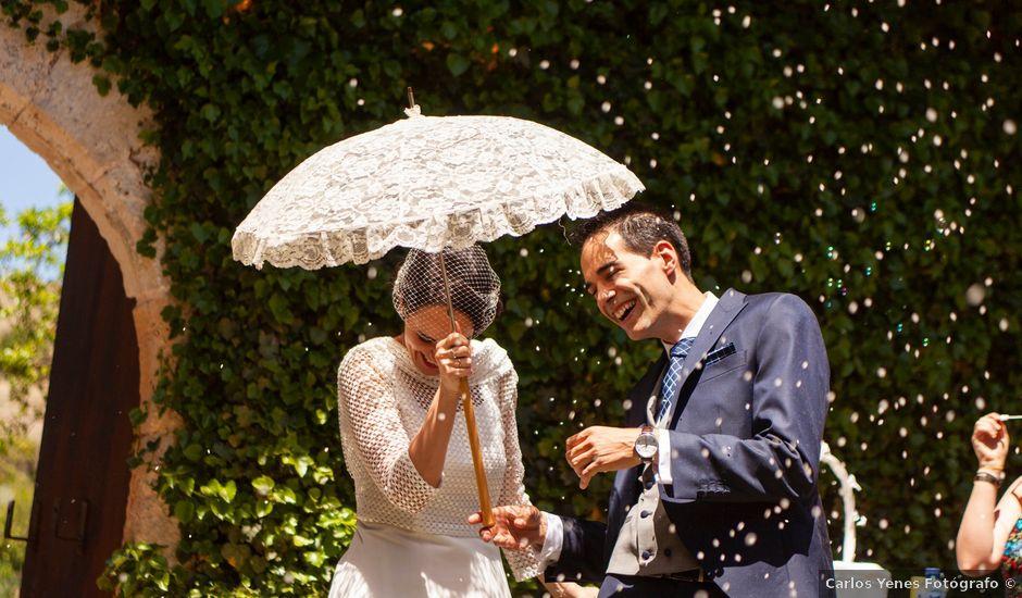 La boda de Luis y Estela en Huermeces, Burgos