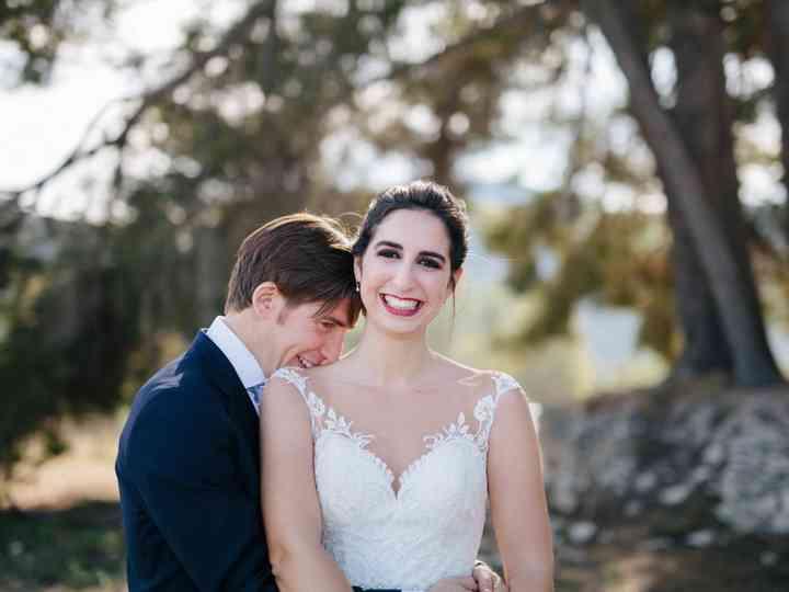 La boda de Miriam y Telmo