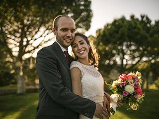 La boda de Sara y Edu