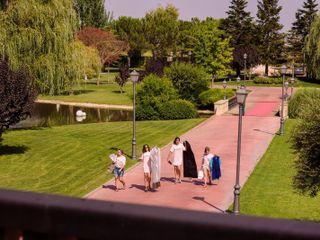La boda de Elena y Pau 1