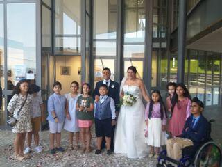 La boda de María  y Frank