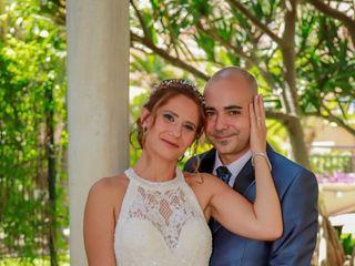 La boda de Marissa  y José Luis