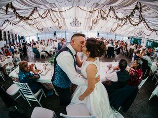 La boda de Santiago y Natalia