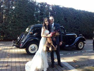 La boda de Patricia y Javier 1