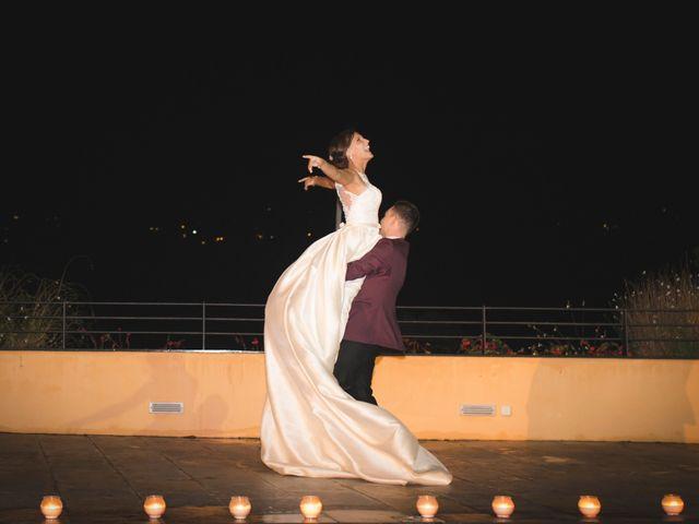 La boda de Nadia y Oriol