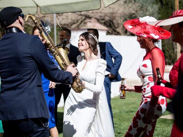La boda de Pablo y Eva en Granada, Granada 17