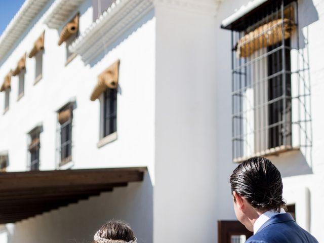 La boda de Pablo y Eva en Granada, Granada 21