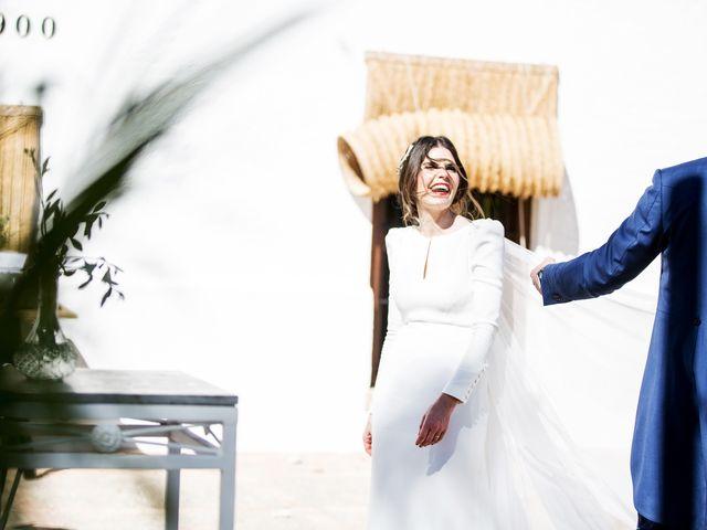 La boda de Pablo y Eva en Granada, Granada 22