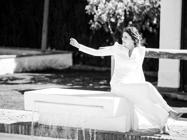 La boda de Pablo y Eva en Granada, Granada 23