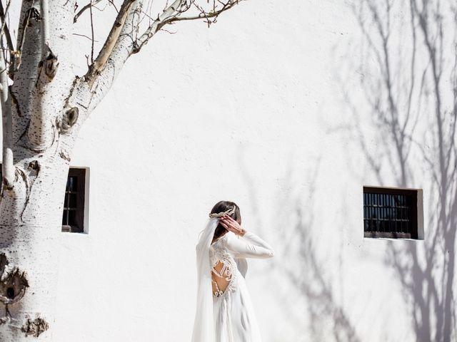 La boda de Pablo y Eva en Granada, Granada 25