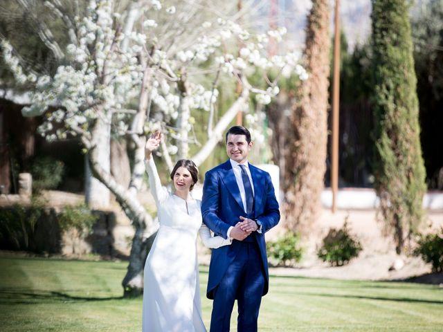 La boda de Pablo y Eva en Granada, Granada 26