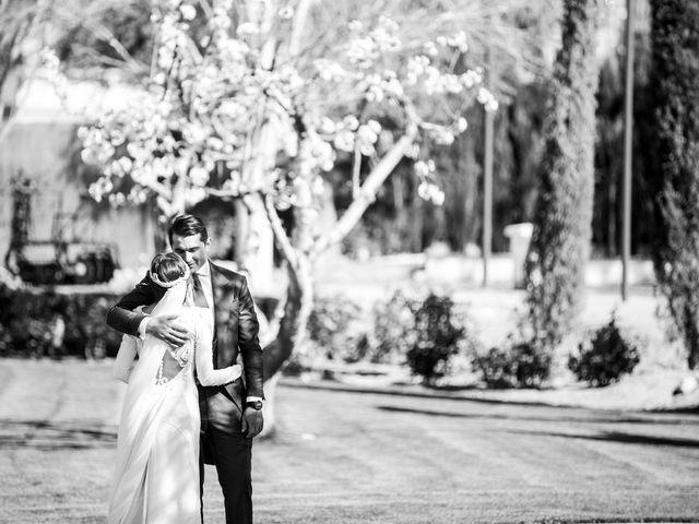 La boda de Pablo y Eva en Granada, Granada 27