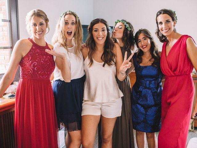 La boda de Pau y Elena en Bellvis, Lleida 10